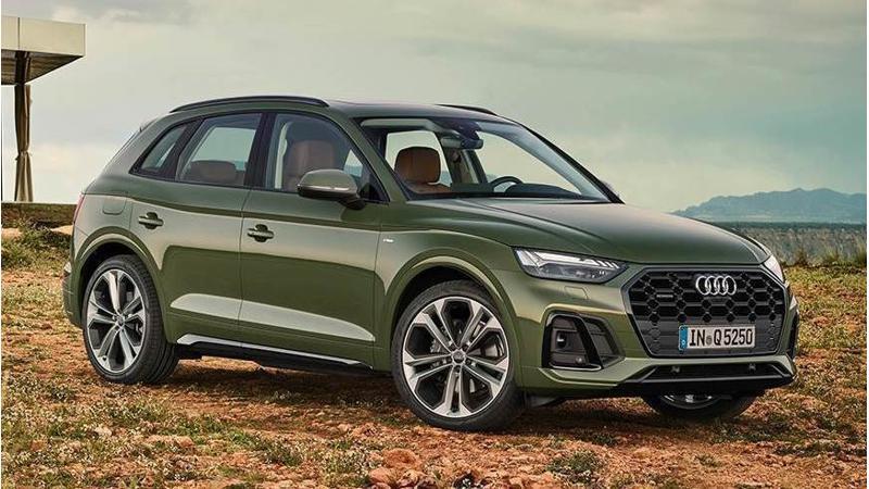 Audi Q5 Photos