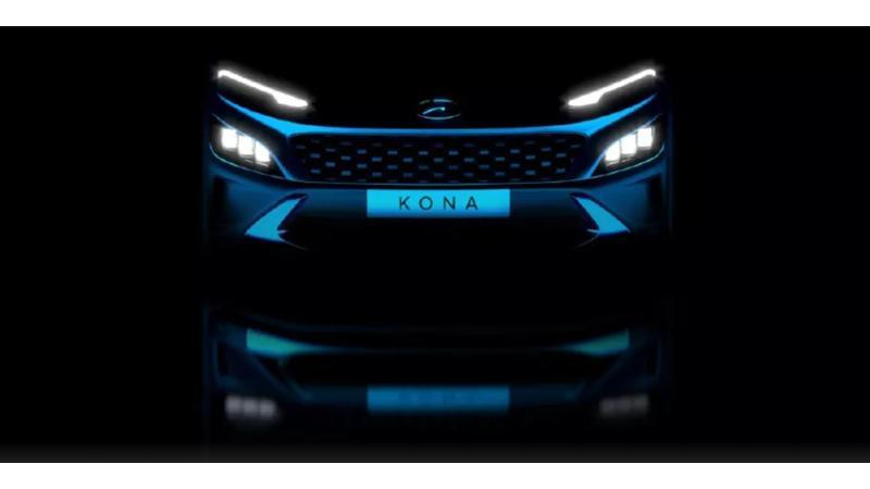 Hyundai New Kona Photos
