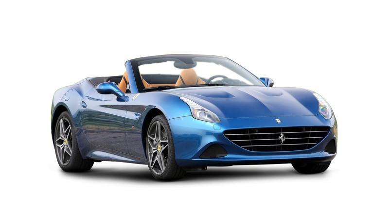 Ferrari California Images