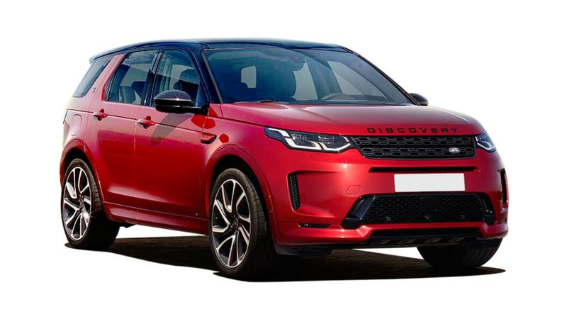 Land Rover Discovery Sport Images