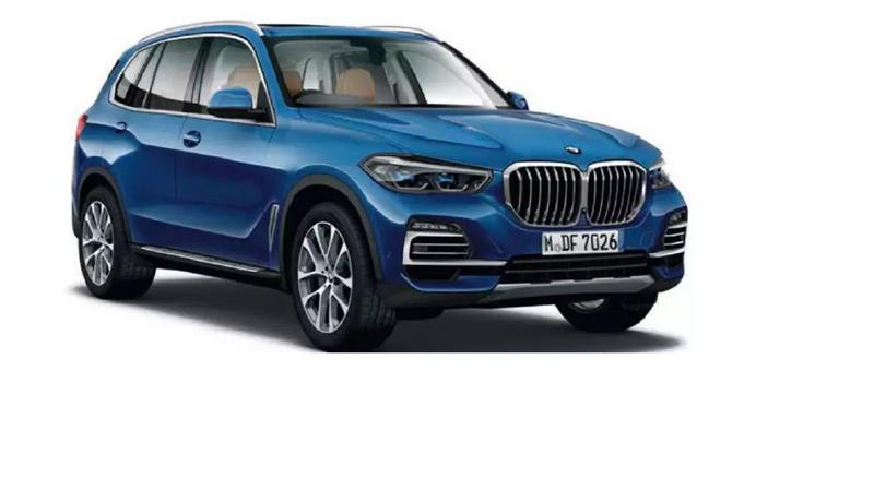 BMW X5 Images