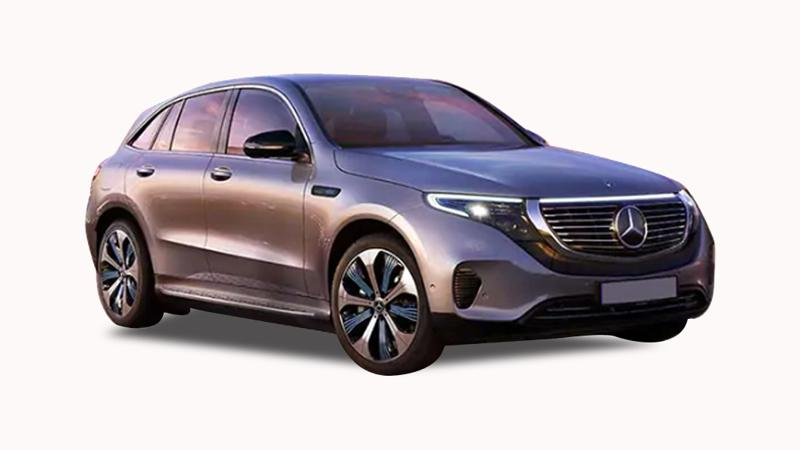 Mercedes Benz EQC Images
