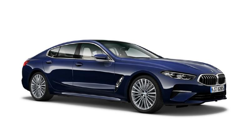 BMW 8 Series Images
