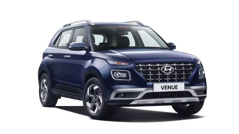 Hyundai Venue Images