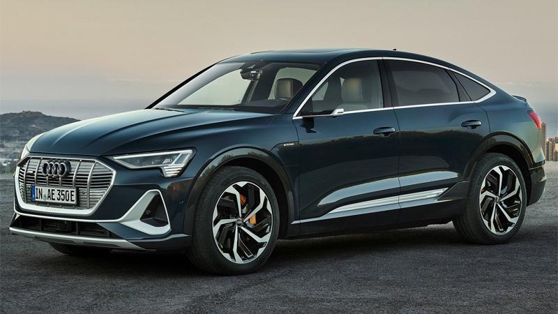 Audi e-tron Photos