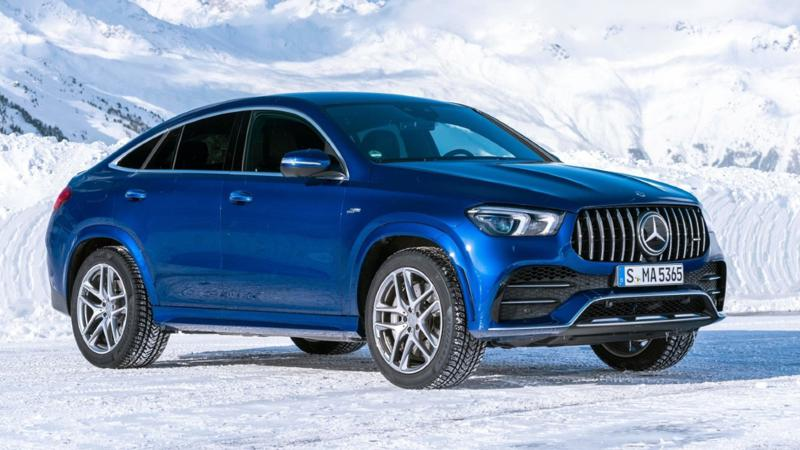 Mercedes-Benz GLE 53 AMG 4MATIC Plus Coupe Photos