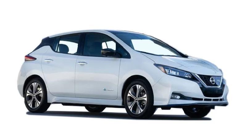 Nissan Leaf Photos