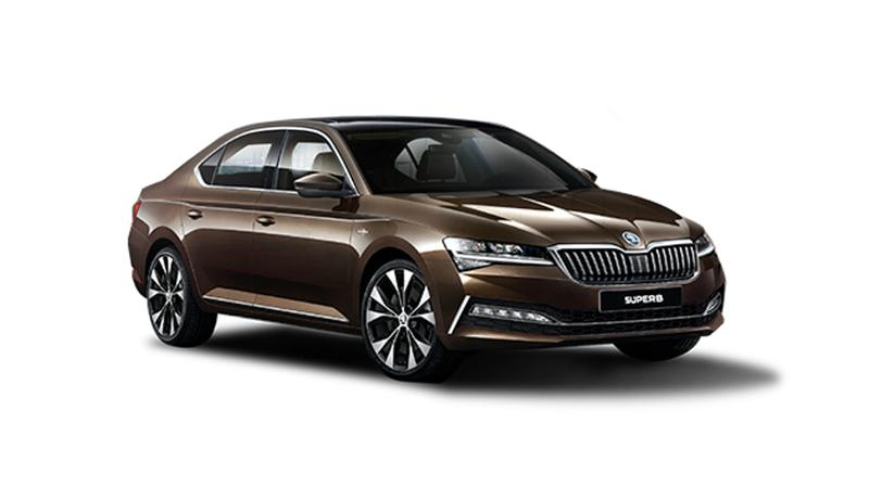 Skoda Superb Images