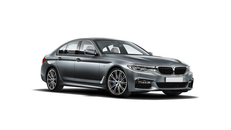 BMW 5 Series [2017-2021]