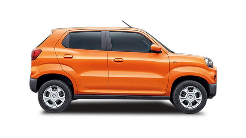 Maruti Suzuki S-Presso