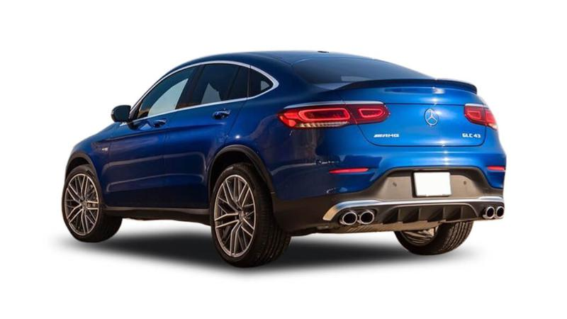 Mercedes-Benz AMG GLC43 Coupe