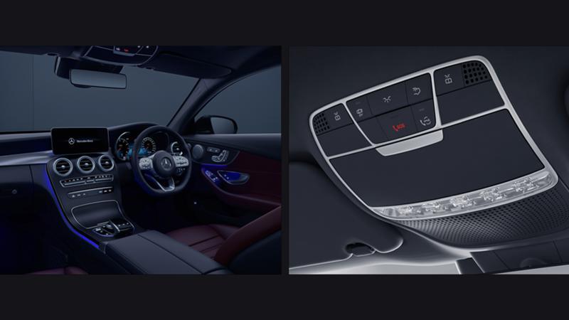 Mercedes-Benz C-Coupe