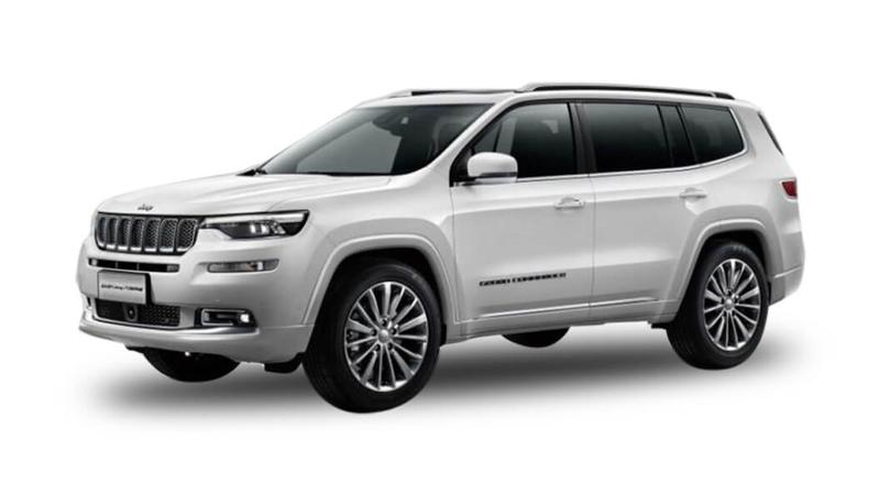 Jeep Jeep Compass Seven-Seater Photos