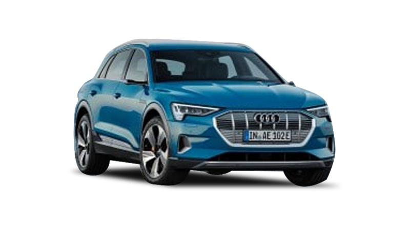 Audi e-tron Photos