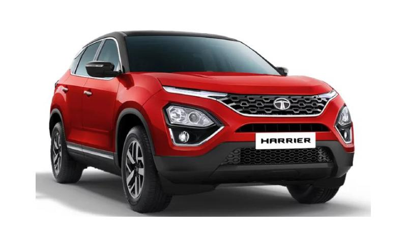 Tata Harrier Images