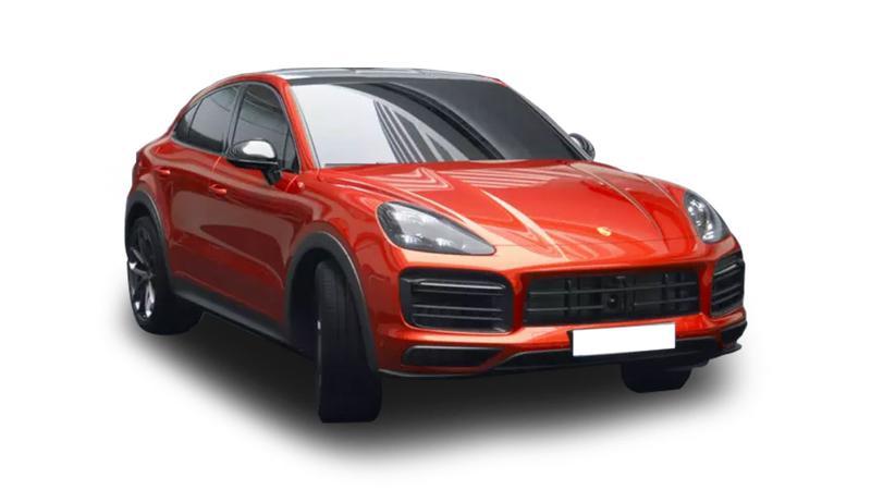 Porsche Cayenne Coupe Images