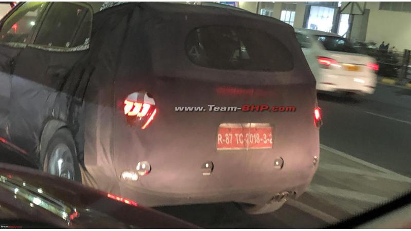 New Hyundai Creta spotted testing in India with dual-tip exhaust