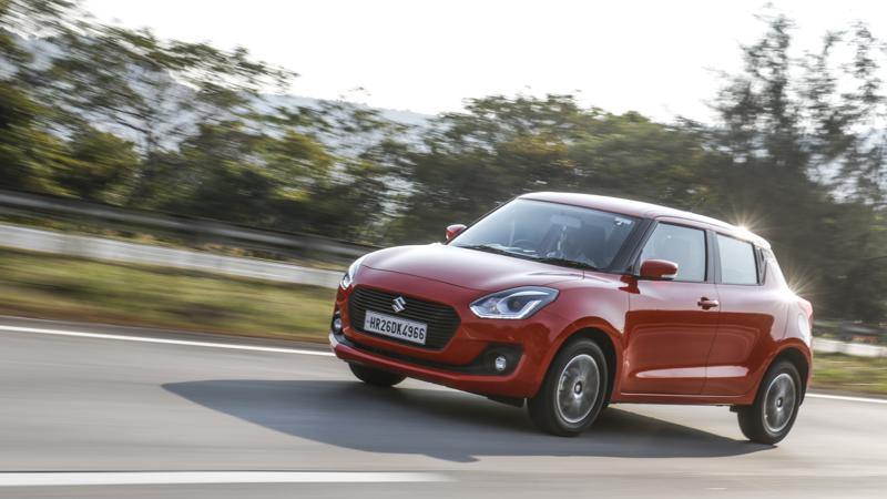 Maruti Suzuki starts exporting the new Swift
