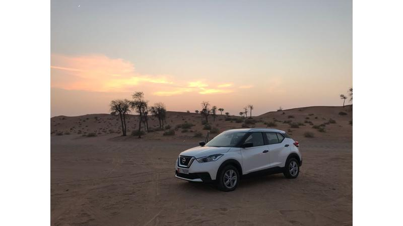 Nissan Kicks to be showcased on 18 October