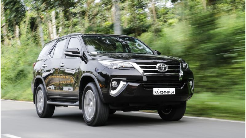 Toyota Fortuner BS6 prices start at Rs 28.18 lakhs