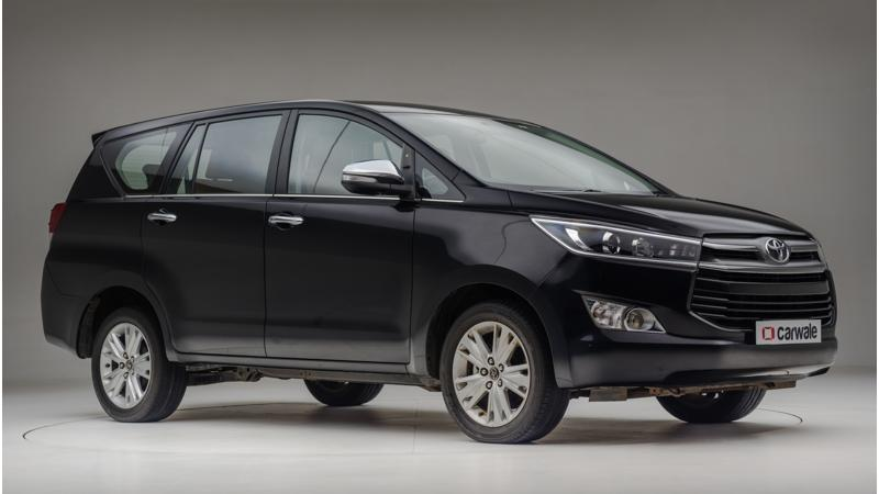 Toyota begins accepting bookings for BS6 Innova Crysta; prices start at Rs 15.36 lakhs