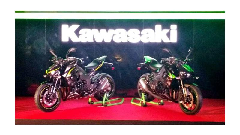 2017 Kawasaki Z1000 launched at Rs 14.49 lakh
