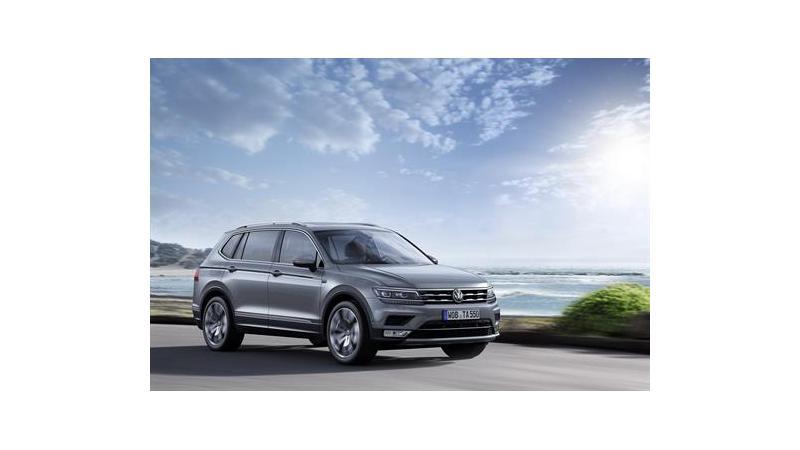 Volkswagen to launch Tiguan AllSpace in India in 2020