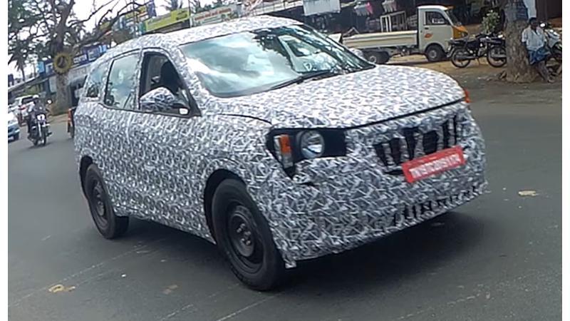 Mahindra XUV500 New