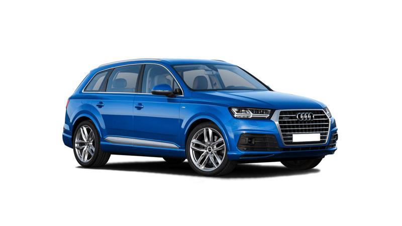 Audi Q7 Images