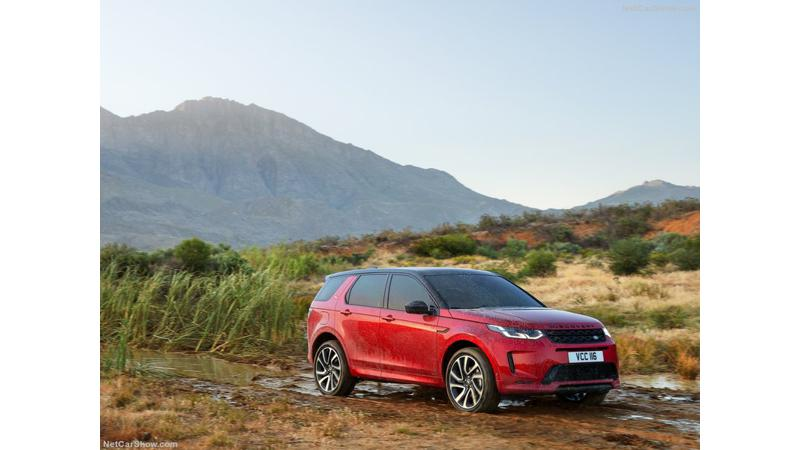 2020 Land Rover Discovery Sport launched in India at Rs 57.06 lakh