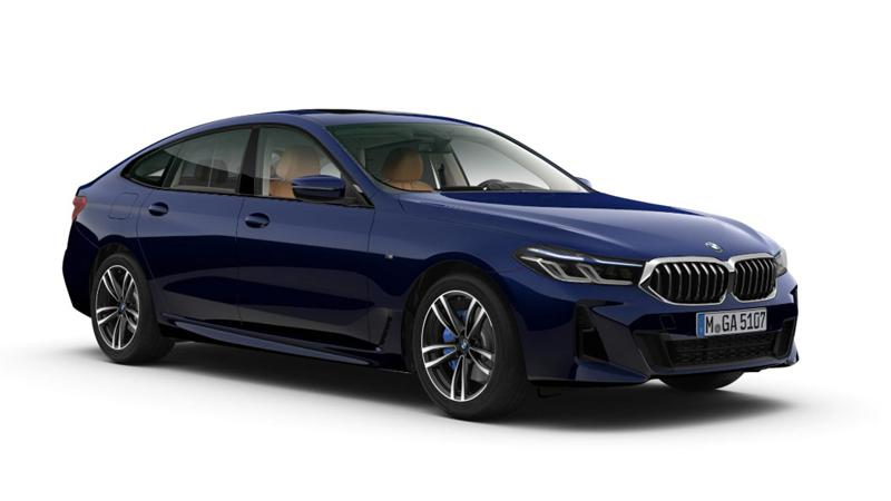 BMW 6 Series GT Images