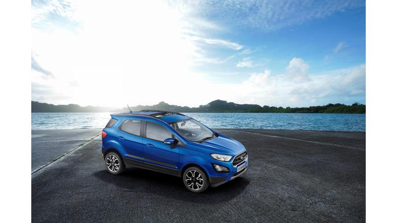 Ford EcoSport S and Signature Edition - what's new