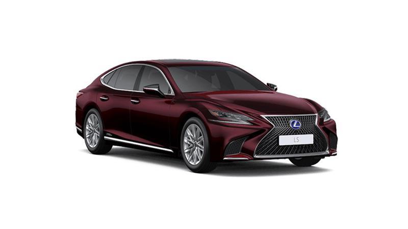 Lexus LS Images