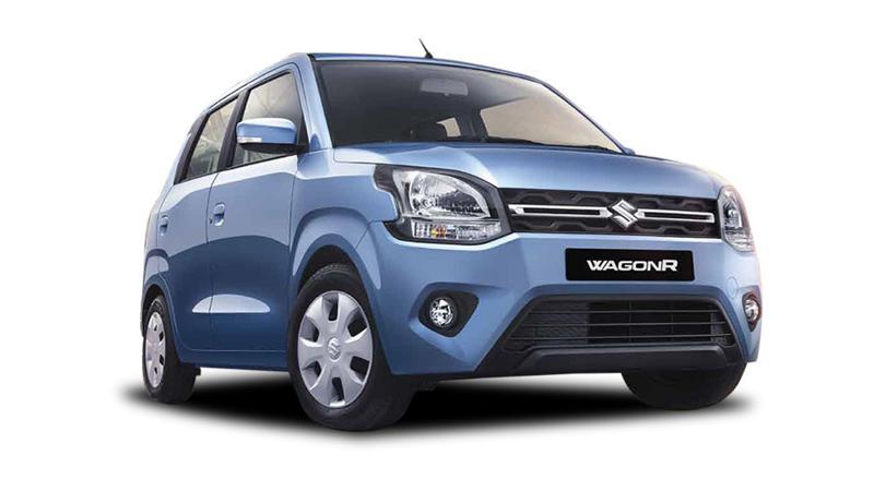Maruti Suzuki Wagon R Images