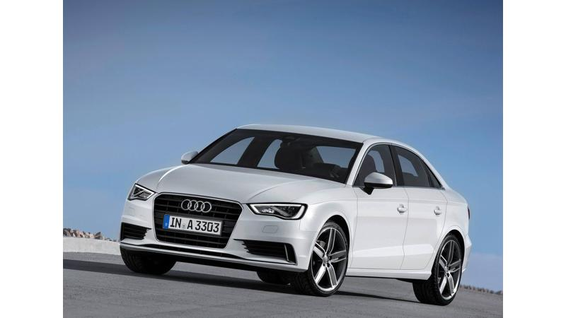 Audi A3 production begins in Hungary; India launch expected in 2014