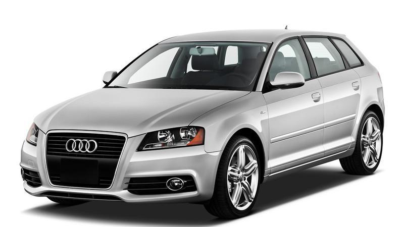 Audi unveils its new A3 luxury sedan at 2013 Shanghai Motor Show