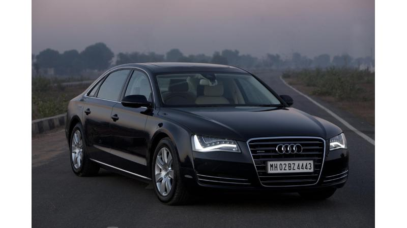 Audi India reports 57.42 per cent growth for May 2013