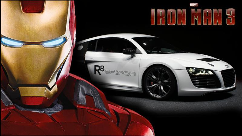 2014 Audi R8 super car goes on sale; Set to appear in Iron Man 3