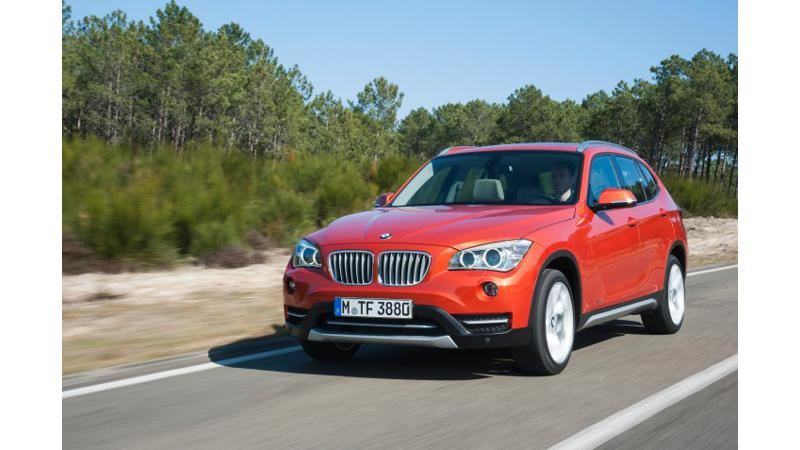 BMW X1 to soon witness stiff rivals like A-Class and Audi A3 in India