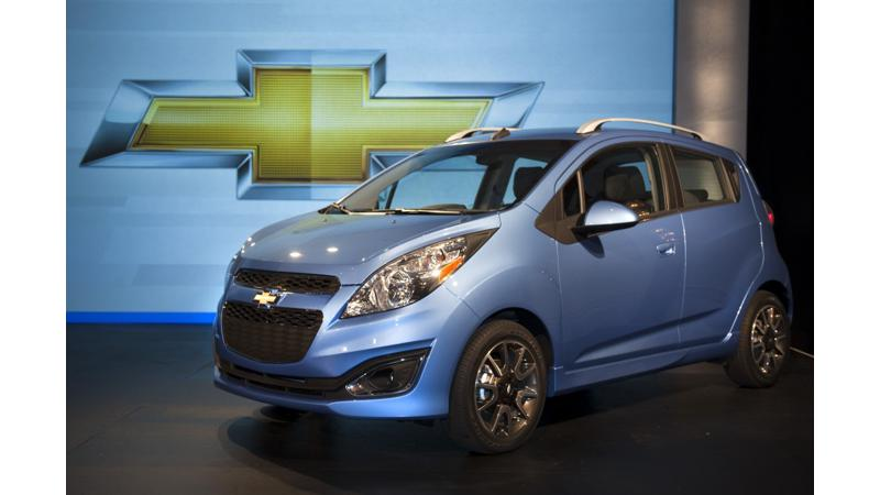New model of Chevrolet Beat introduced with minor upgrades