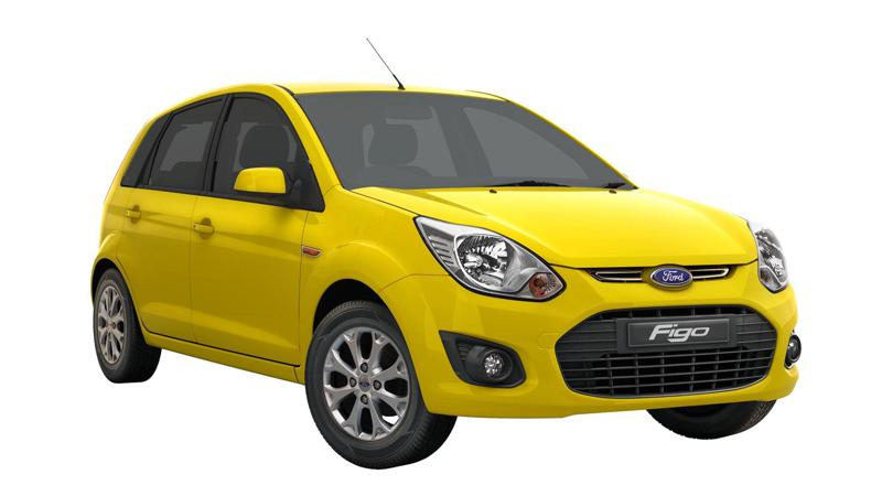 Start-stop button and vehicle tracking system on Ford Figo for just Rs. 30,000