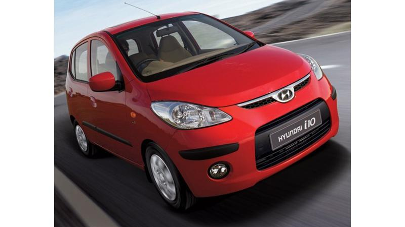 2013 Hyundai i10 to be fitted with a diesel engine