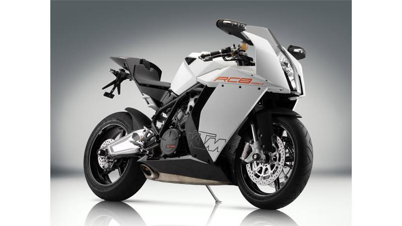 KTM working on new Duke-based RC bikes for launch in 2014