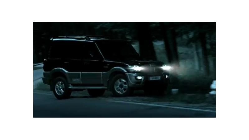 Mahindra Scorpio gets a new TV Commercial
