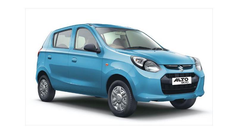 Maruti Suzuki Alto 800 sold 1 lakh units in just 4 months