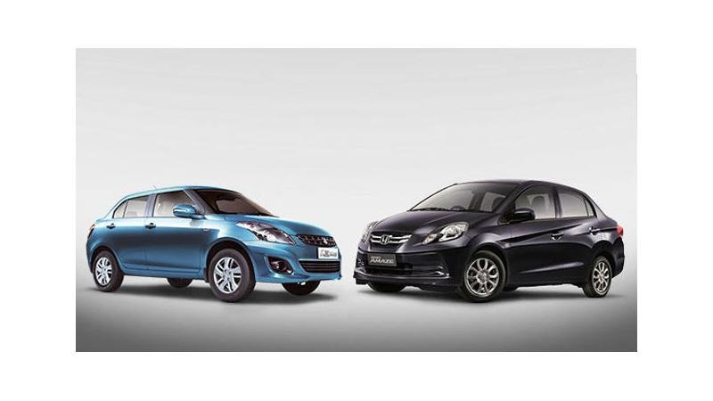 Maruti DZire Mileage Rally aims to draw attention away from Honda Amaze