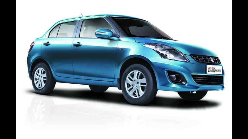 Maruti Suzuki Swift DZire replaces Alto as India's top selling car