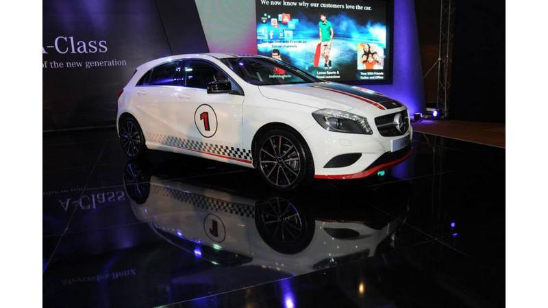 Compact Luxury delivers record results for Mercedes-Benz India