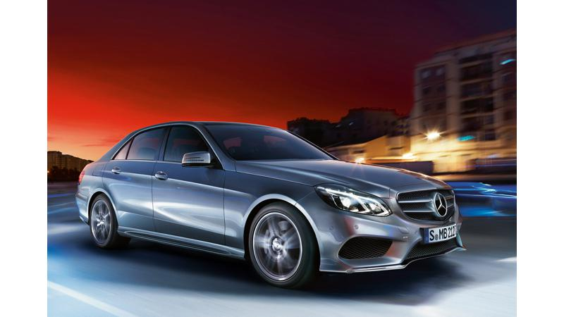 Mercedes-Benz E-Class ready launch in India on June 25, 2013