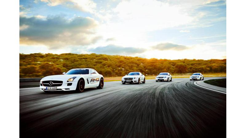Mercedes-Benz India commences Advanced Driving Programme of AMG Driving Academy